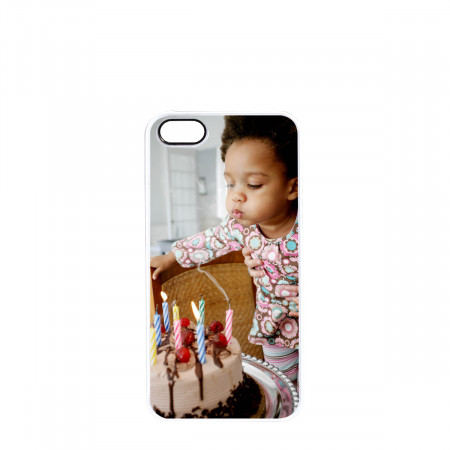Clear Photo Phone Case