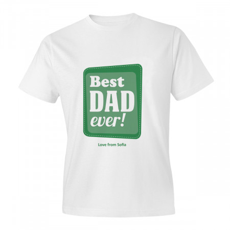 Best Dad Ever Adult T-shirt