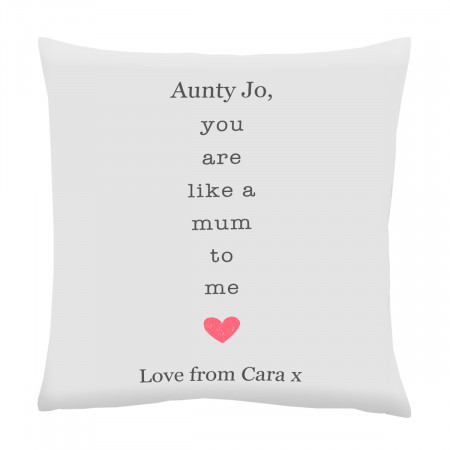"24"" 'You Are Like' Canvas Square Cushion"