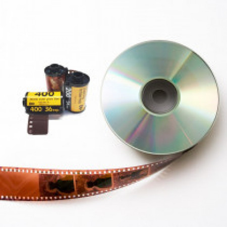 35mm C41 Film & Single Use Cameras Process-only to DVD
