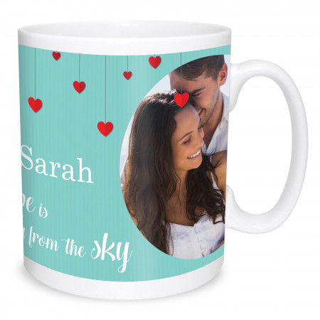 Love Clouds Mug