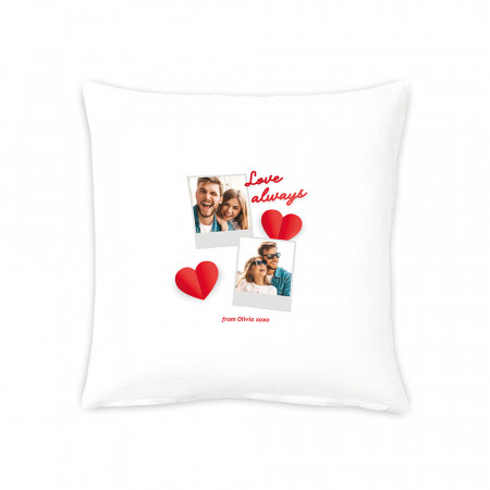 "16"" Love Always Cushion"