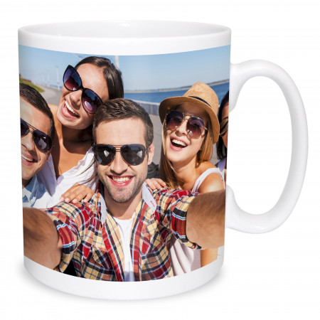 Single Image Wrap Around Photo Mug