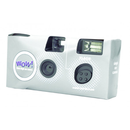 Wow Disposable Single Use Camera (free processing included)