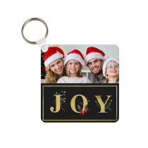 Christmas Joy Keyring