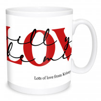 Will You be Mine Mug