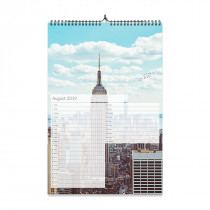 A3 Photo Calendar Two Column List Style