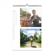 A3 Photo Calendar Panoramic Style