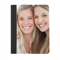 Black Ipad Case Front