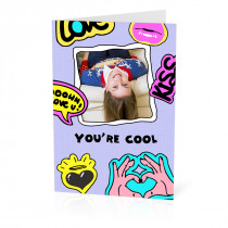 A5 You're Cool Card