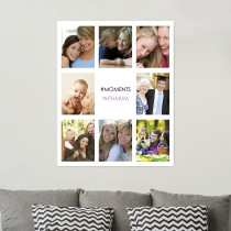 Mother's Day Collage Poster