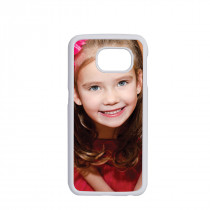 White Photo Phone Case