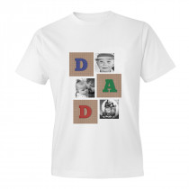 Dad Grid Adult T-shirt
