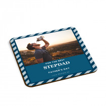Step Dad coaster