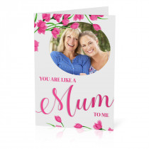 A5 Like a Mum Card