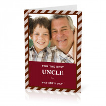 The Best Uncle Card