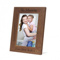 Engraved Harriet Frame
