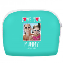 'Love You Mummy' Make Up Bag Large