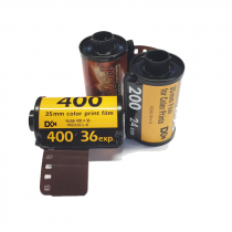 35mm C41 Film & Single Use Cameras