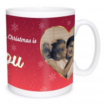 'All I want for Christmas' Mug