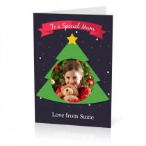 My Special Mum Christmas Card