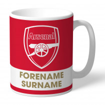 Arsenal FC Eat Sleep Drink Mug