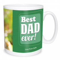 Best Dad Ever Photo Mug