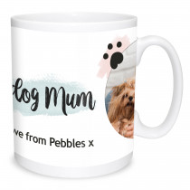 Best Dog Mum Mug