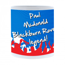 Blackburn Rovers FC Legend Mug
