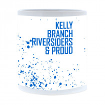 Blackburn Rovers FC Proud Mug
