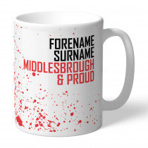 Middlesbrough FC Proud Mug