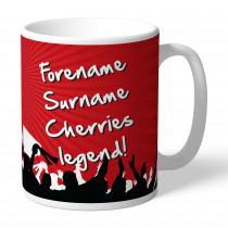 AFC Bournemouth Legend Mug