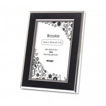 Brooke Black Photo Frame