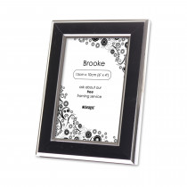 Brooke Black Print and Frame