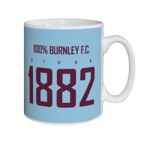 Burnley FC 100 Percent Mug