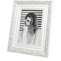 Charlotte White Photo Frame
