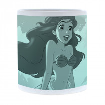 Disney Princess Film Art Ariel Mug