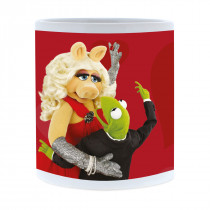 Disney The Muppets Kermit And Miss Piggy This Frog Is Mine Mug