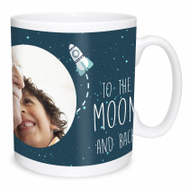 Grandad Moon Photo Mug