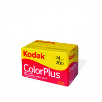 Kodak 135 Photo Film 200 ASA 24 Exposures