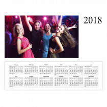 Landscape 2018 Photo Calendar with Single Images