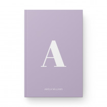 Letter Colour Notebook