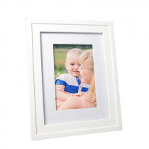 Natasha White Photo Frame