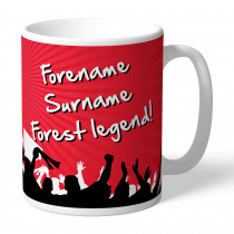 Nottingham Forest FC Legend Mug