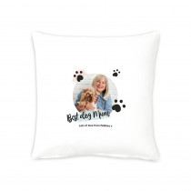 "16"" Best Dog Mum Cushion"