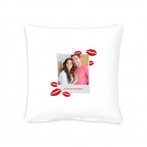 "16"" Kisses  Cushion"