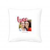 "16"" Red Love Cushion"