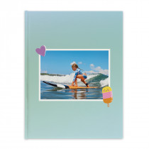 Hardcover Photo Book with Travel Theme