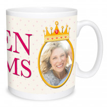Queen of Mums Mug