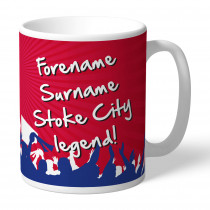 Stoke City FC Legend Mug